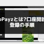 ecoPayzとは?口座開設・登録の手順