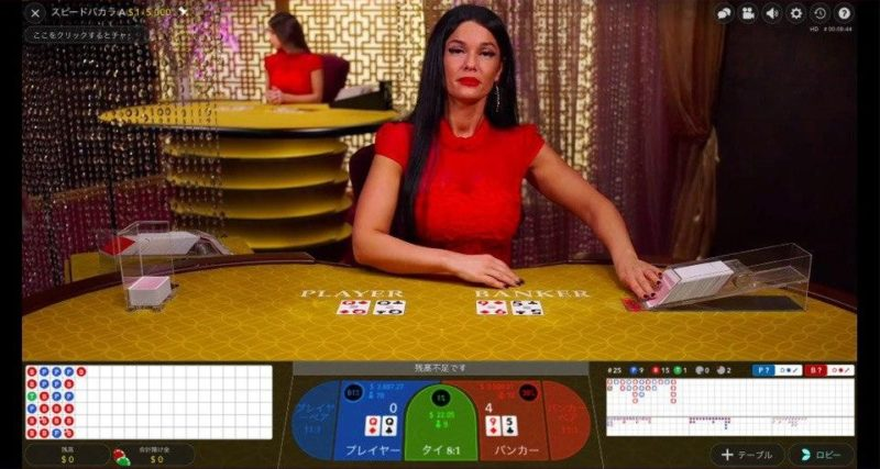 casinosecret_Speed Baccarat