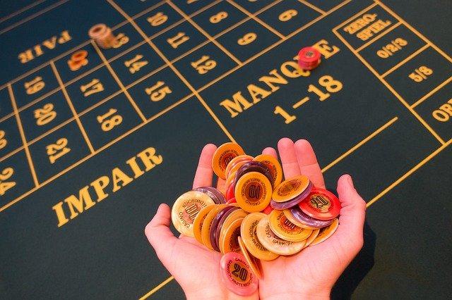 カジノの賞金